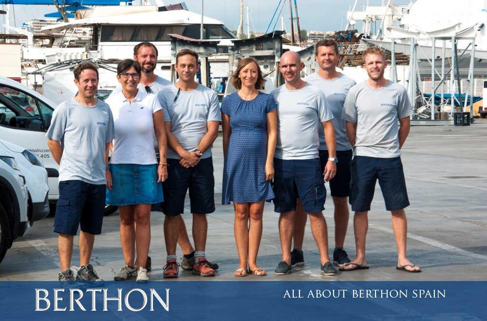 Berthon Spain Team