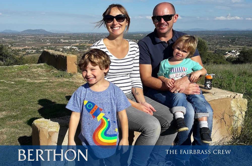 The Fairbrass family