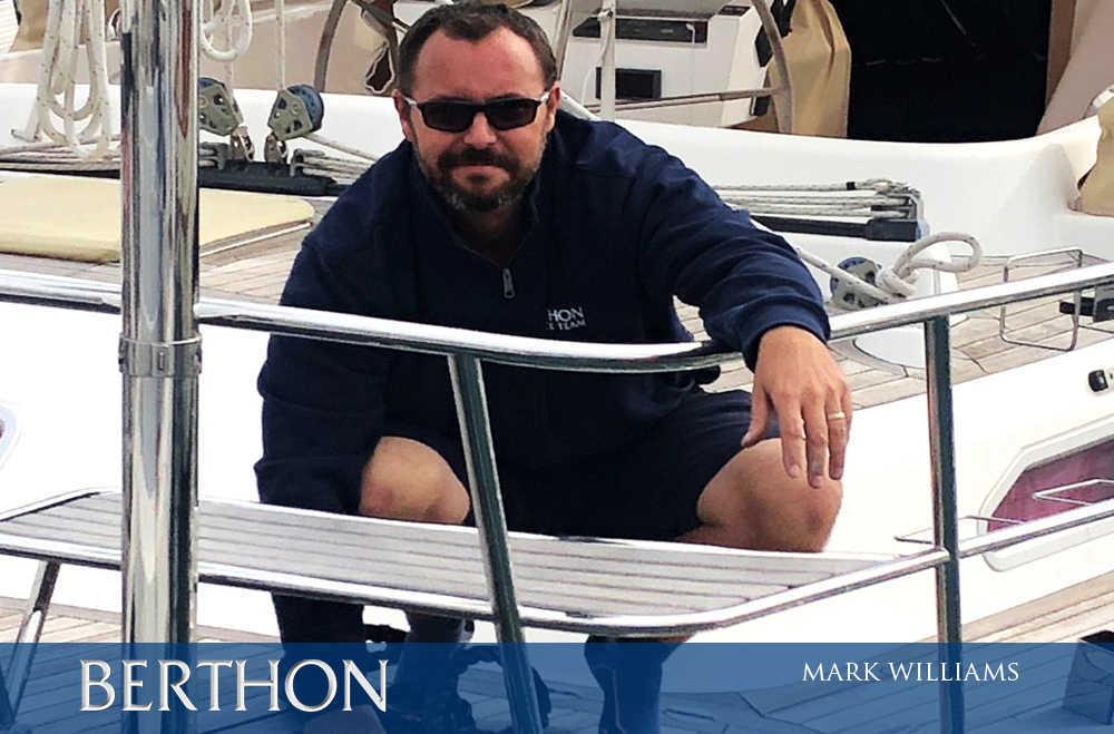 Mark Williams - engineer at Berthon Spain