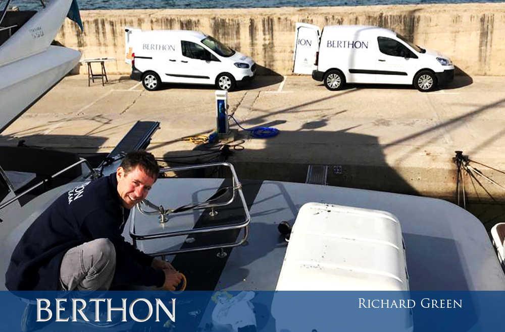 Richard Green - engineer at Berthon Spain
