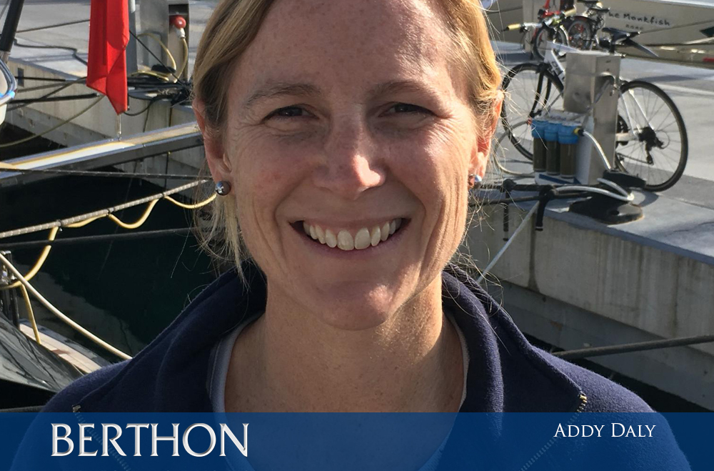 Addy Daly - Berthon Spain guardiennage manager