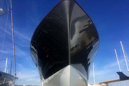 Project Management Motor Yacht Lütje Feara 47
