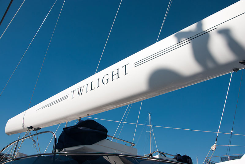 SY Twilights captive winch service