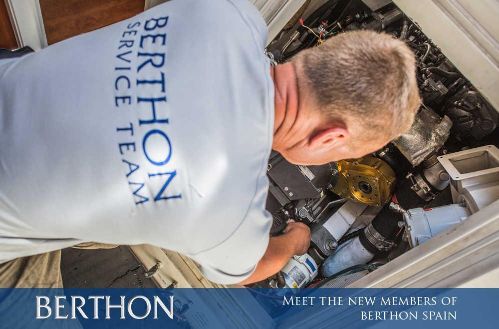 MEET THE NEW MEMBERS OF BERTHON SPAIN
