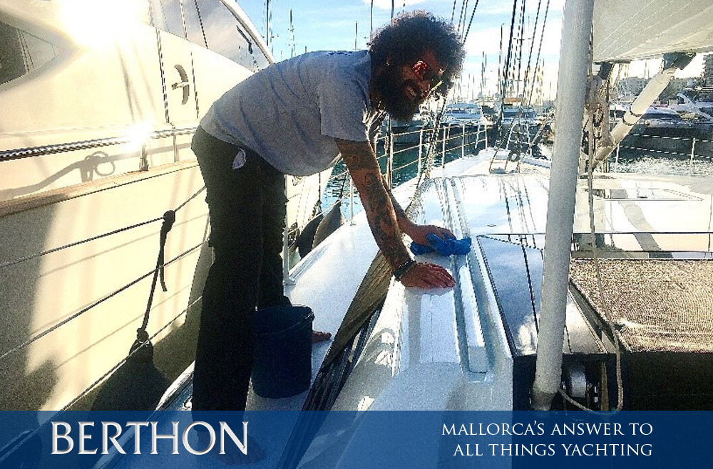 Berthon Spain – Mallorca's Answer to All Things Yachting