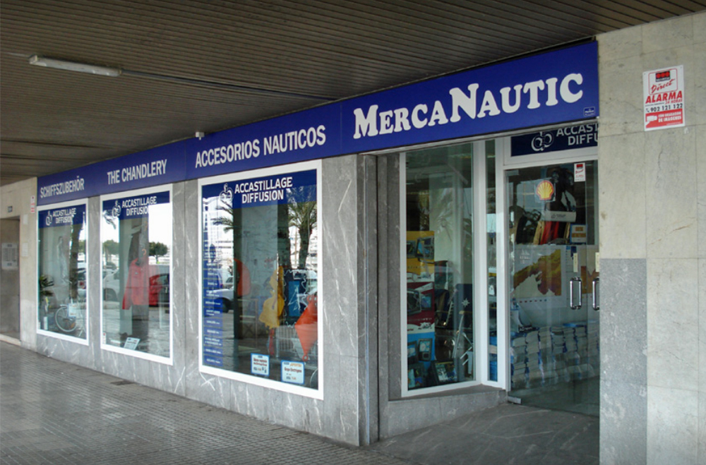 Mercanautic marine parts & chandlery