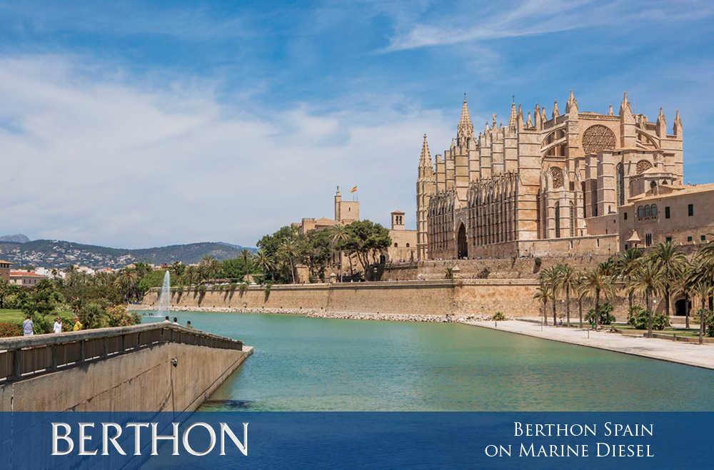 Berthon Spain's Guidance on Good Marine Diese