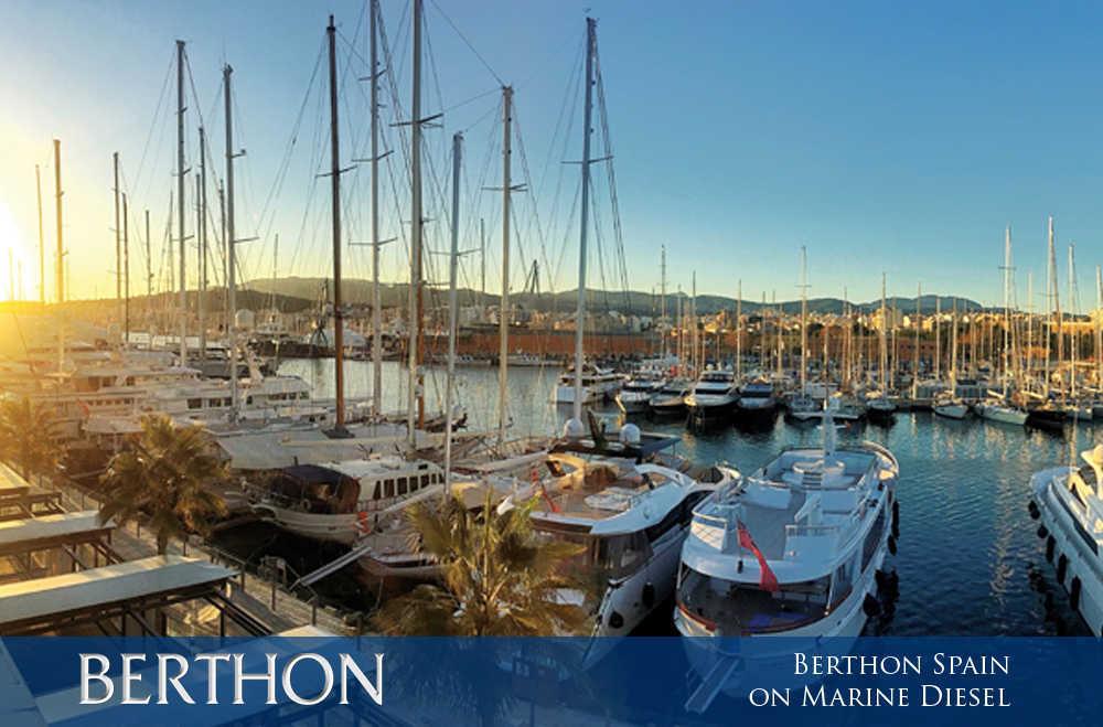 Berthon Spain's Guidance on Good Marine Diesel