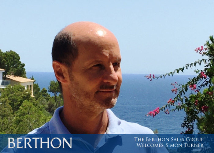 The Berthon Sales Group Welcomes Simon Turner