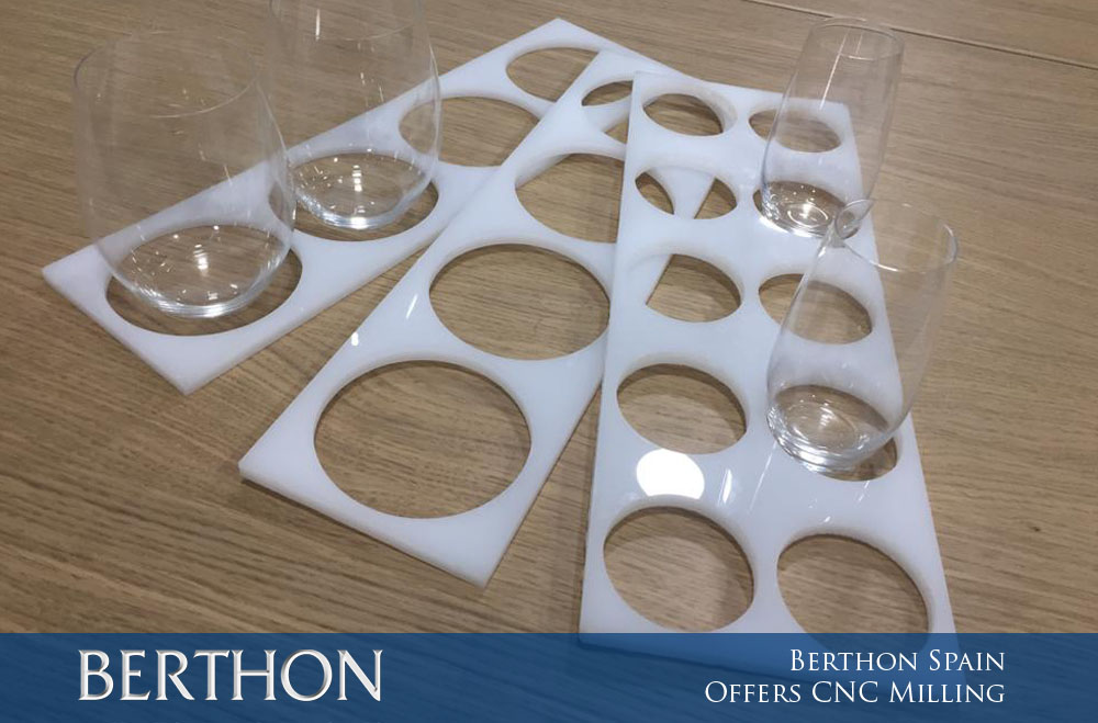 Berthon Spain offers CNC Milling 4