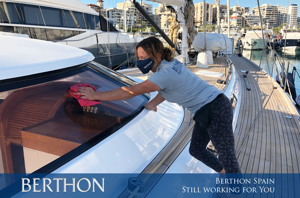 Berthon Spain – Still Working for You