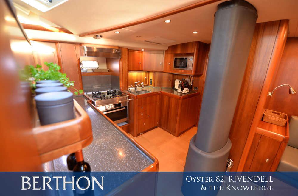 Oyster 82, RIVENDELL