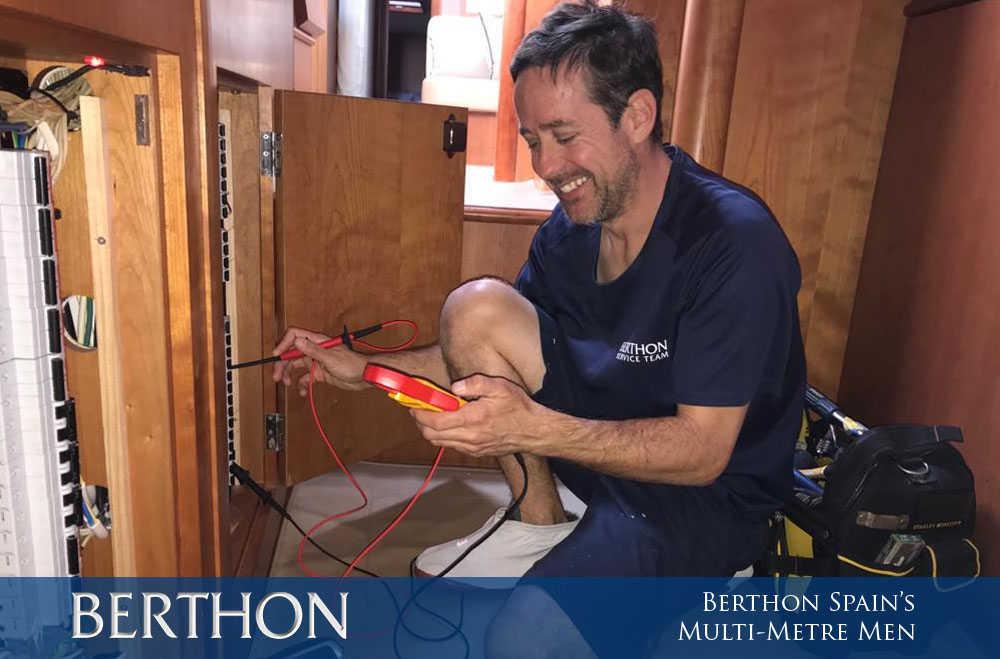 Berthon Spain's Multi-Metre Men