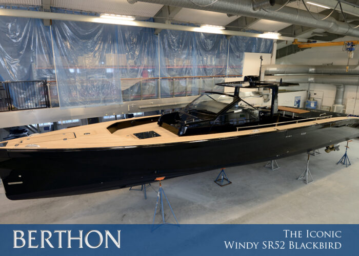 The Iconic Windy SR52 Blackbird
