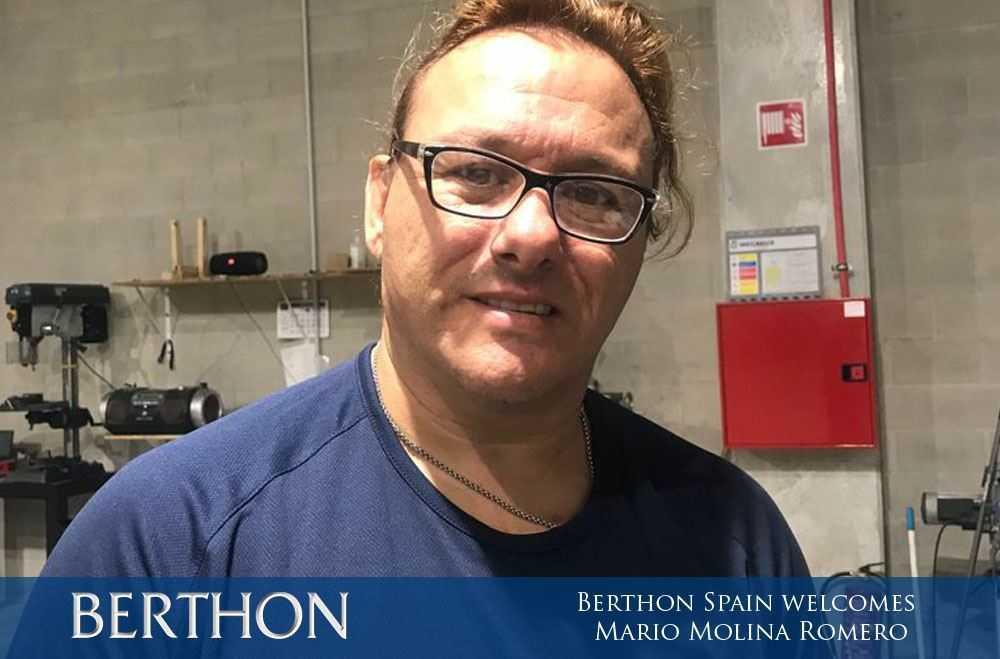 Berthon Spain Welcomes Mario Molina Romero